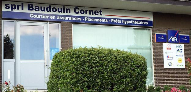 Bureaux Crédit La Louvière